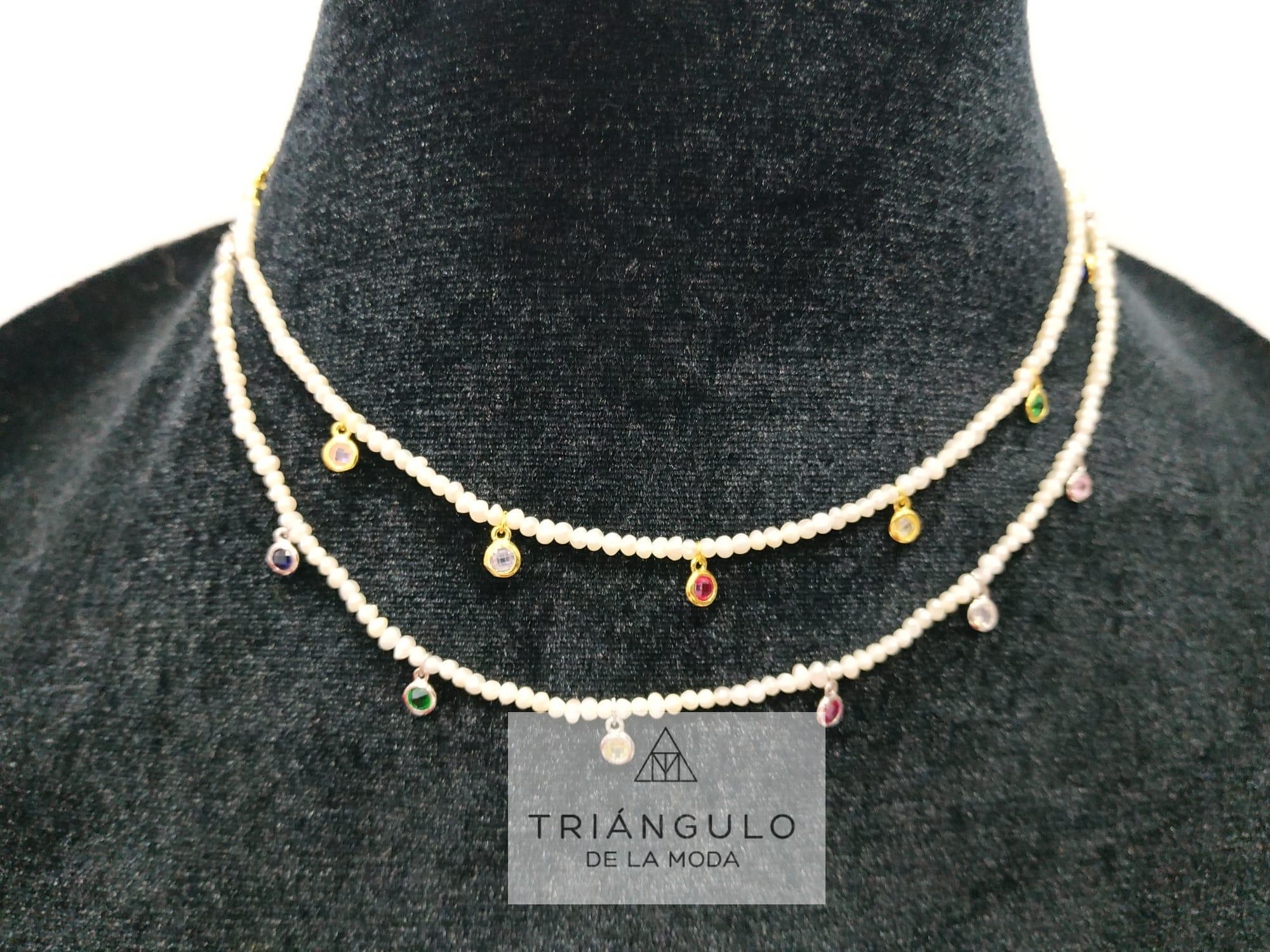 Tienda online del Triangulo de la Moda Gargantilla
