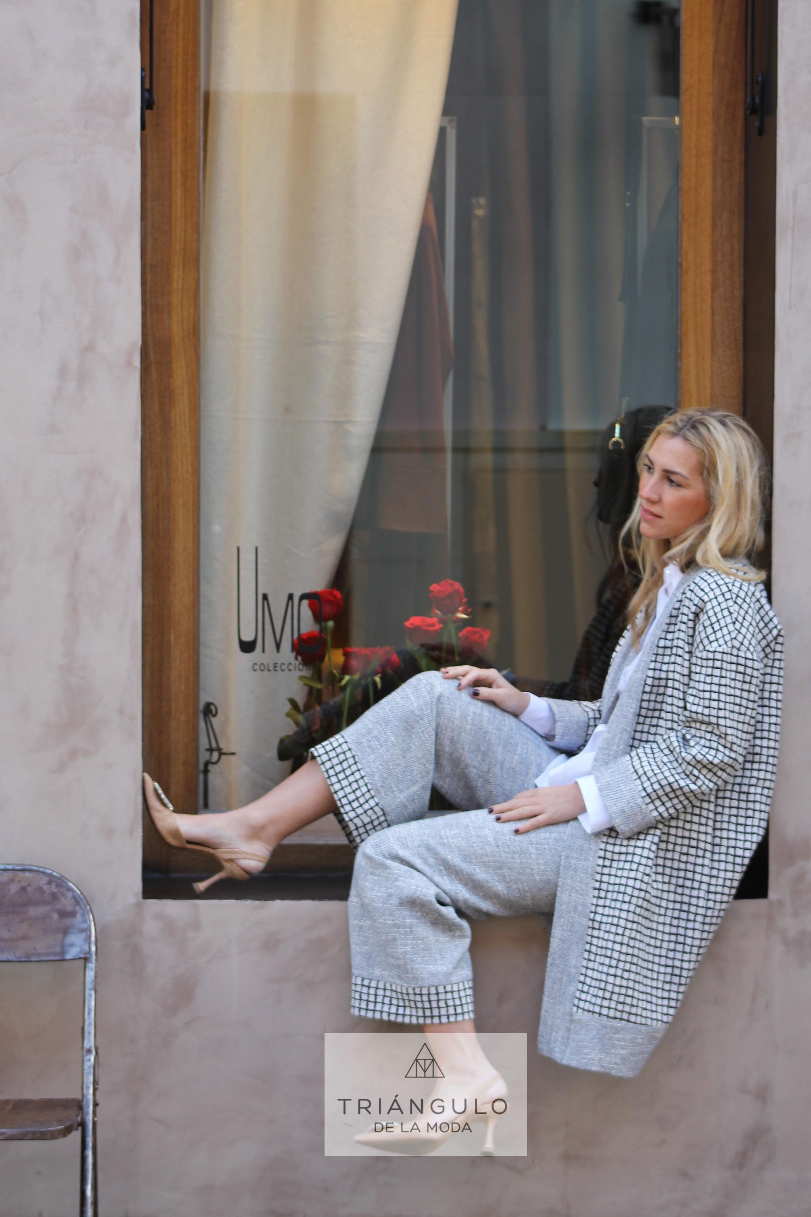 Tienda online del Triangulo de la Moda Abrigo AG006