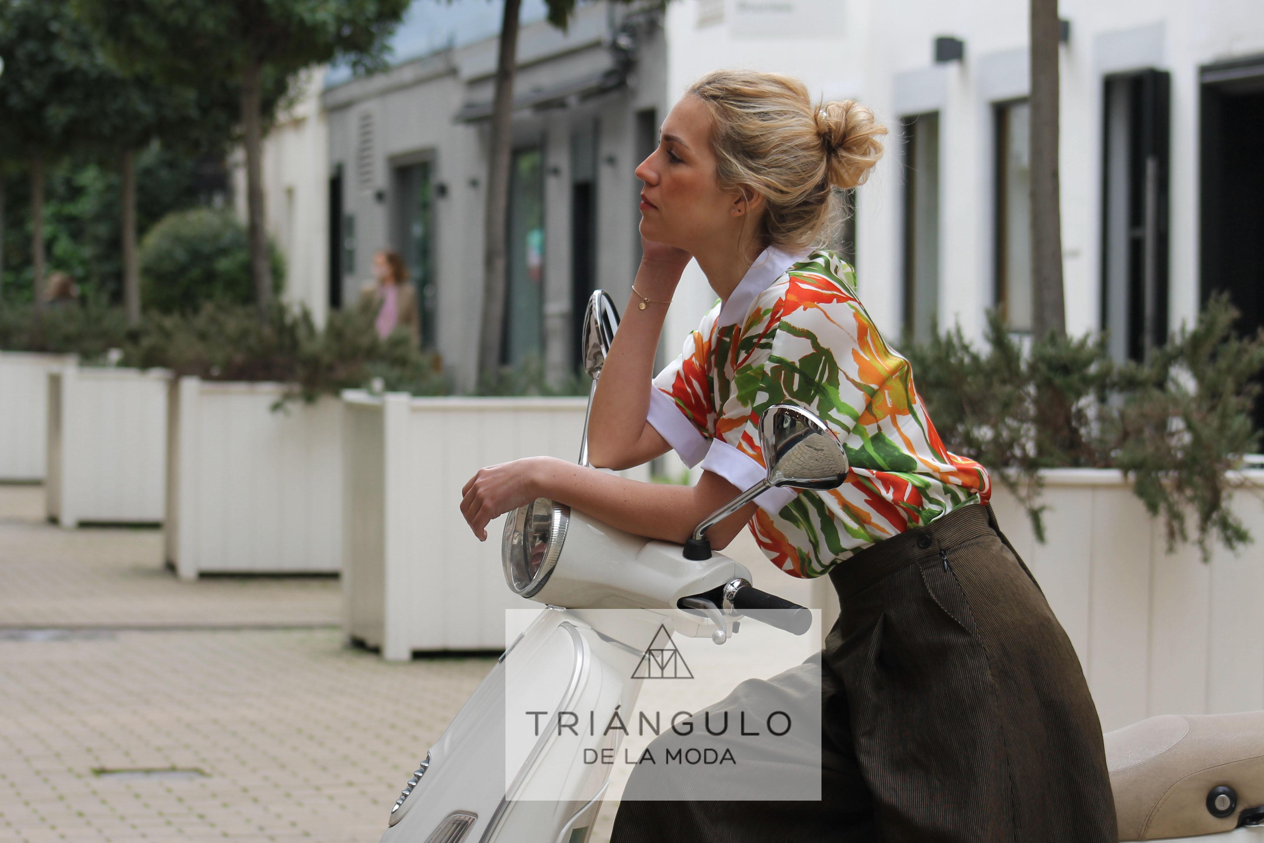 Tienda online del Triangulo de la Moda Camisa AG001