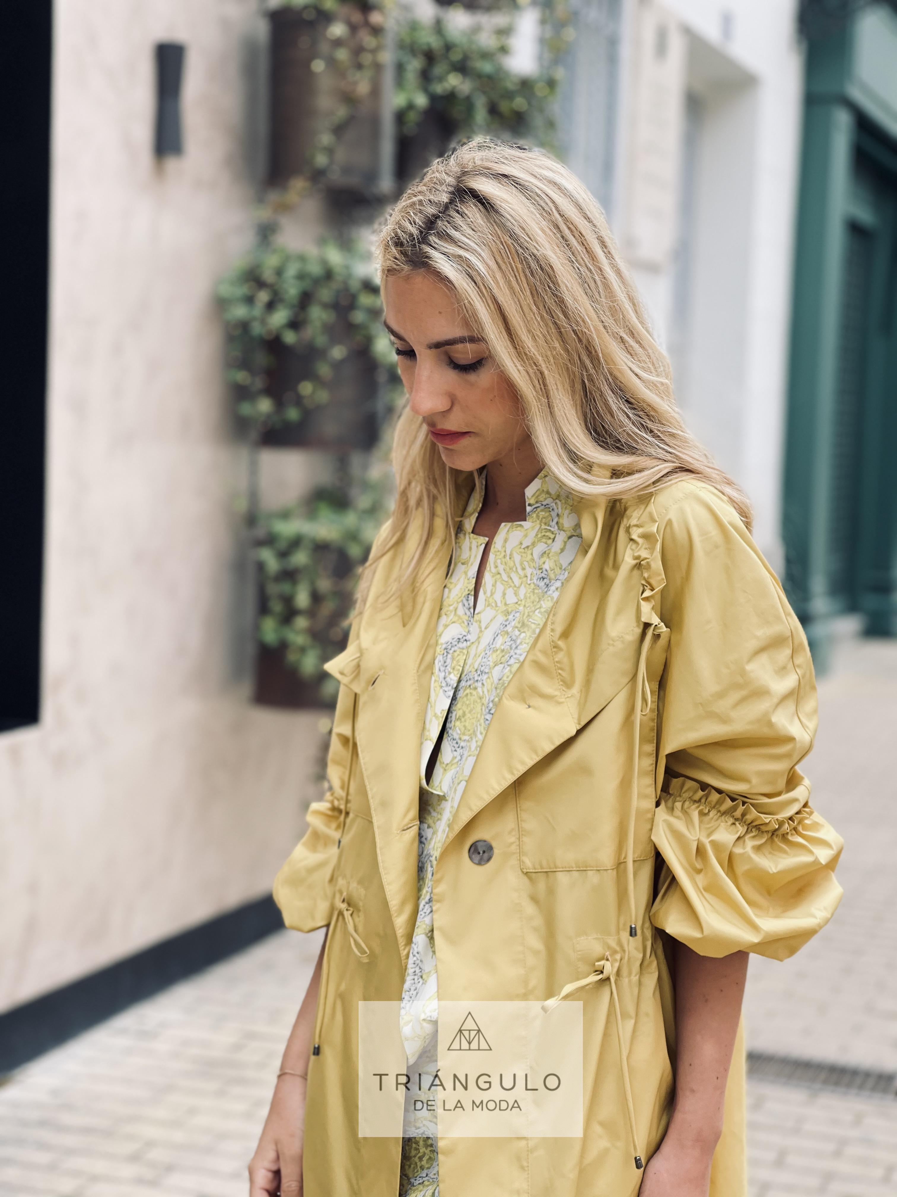 Tienda online del Triangulo de la Moda Gabardina AG013