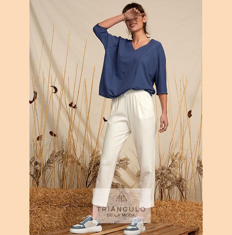 Tienda online del Triangulo de la Moda Blusa SWEET LORRAINE