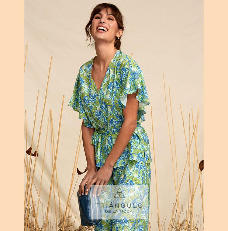 Tienda online del Triangulo de la Moda Blusa DENNISE