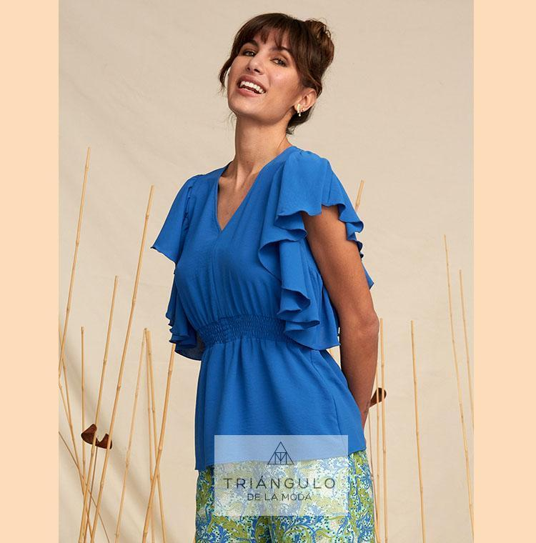 Tienda online del Triangulo de la Moda Blusa JEANETTE