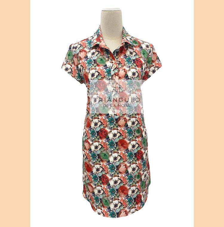 Tienda online del Triangulo de la Moda Blusa BRIGITTE M/C