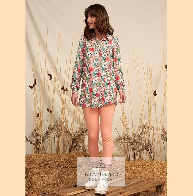 Tienda online del Triangulo de la Moda Blusa BRIGITTE