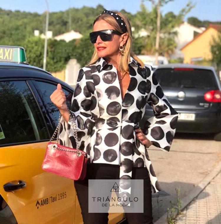 Tienda online del Triangulo de la Moda Chaqueta ELSA