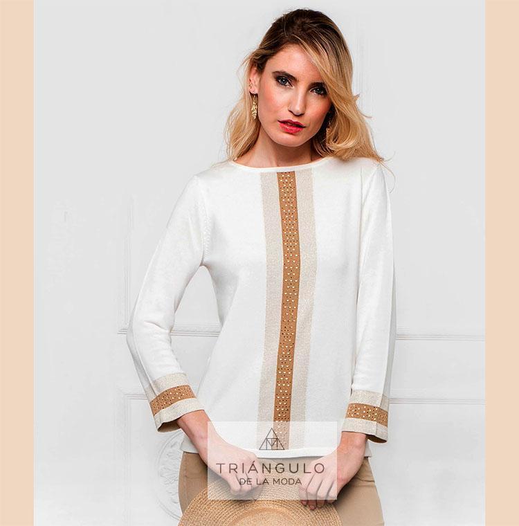 Tienda online del Triangulo de la Moda Suéter RAYA FANTASIA