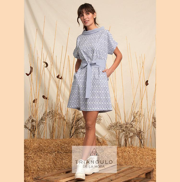 Tienda online del Triangulo de la Moda Vestido GERALDINE