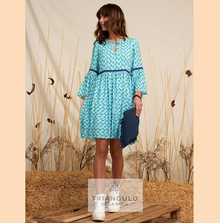 Tienda online del Triangulo de la Moda Vestido COSETTE
