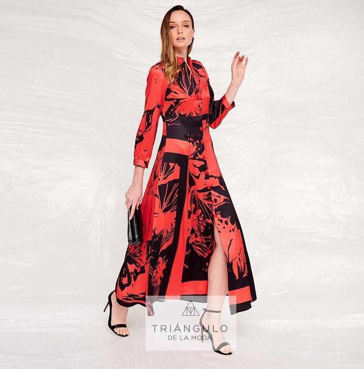 Tienda online del Triangulo de la Moda Vestido largo IONA