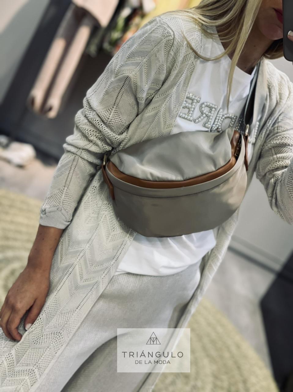Tienda online del Triangulo de la Moda Riñonera nylon