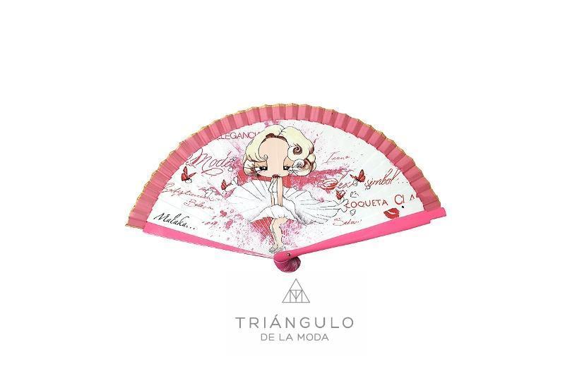 Tienda online del Triangulo de la Moda Abanico MALAKA