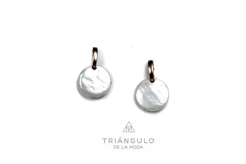 Tienda online del Triangulo de la Moda Pendientes perla