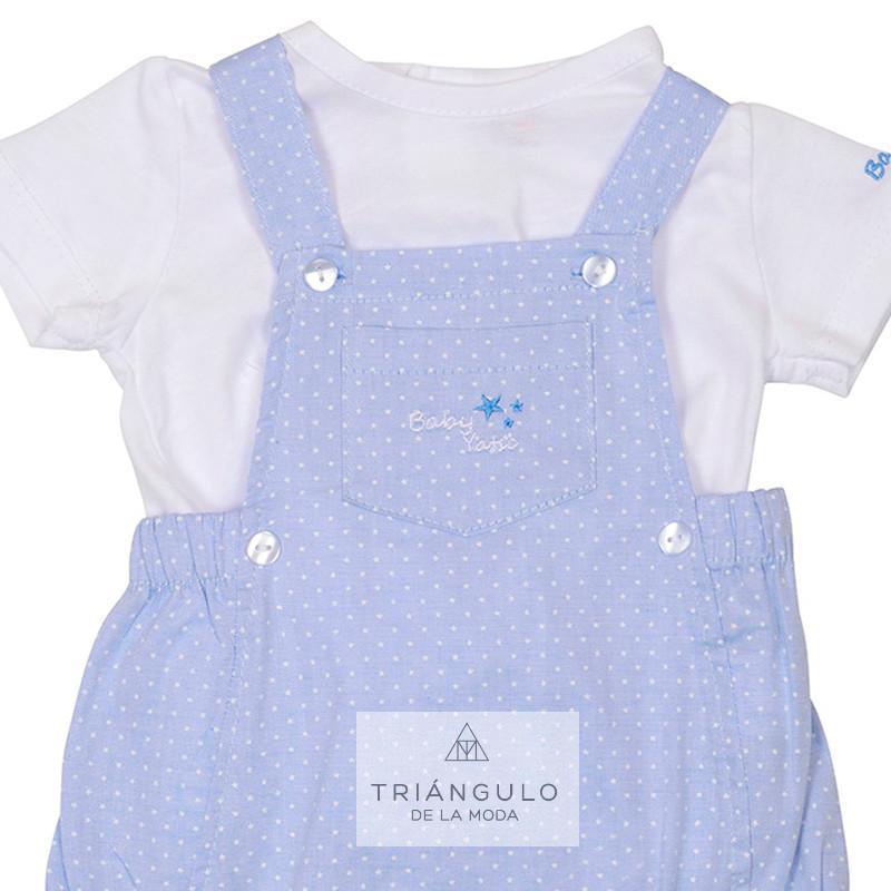 Tienda online del Triangulo de la Moda Conjunto niño peto dos piezas baby yatsi