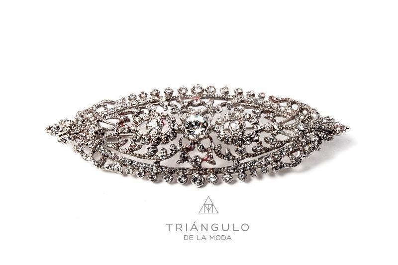Tienda online del Triangulo de la Moda Broche Mantilla