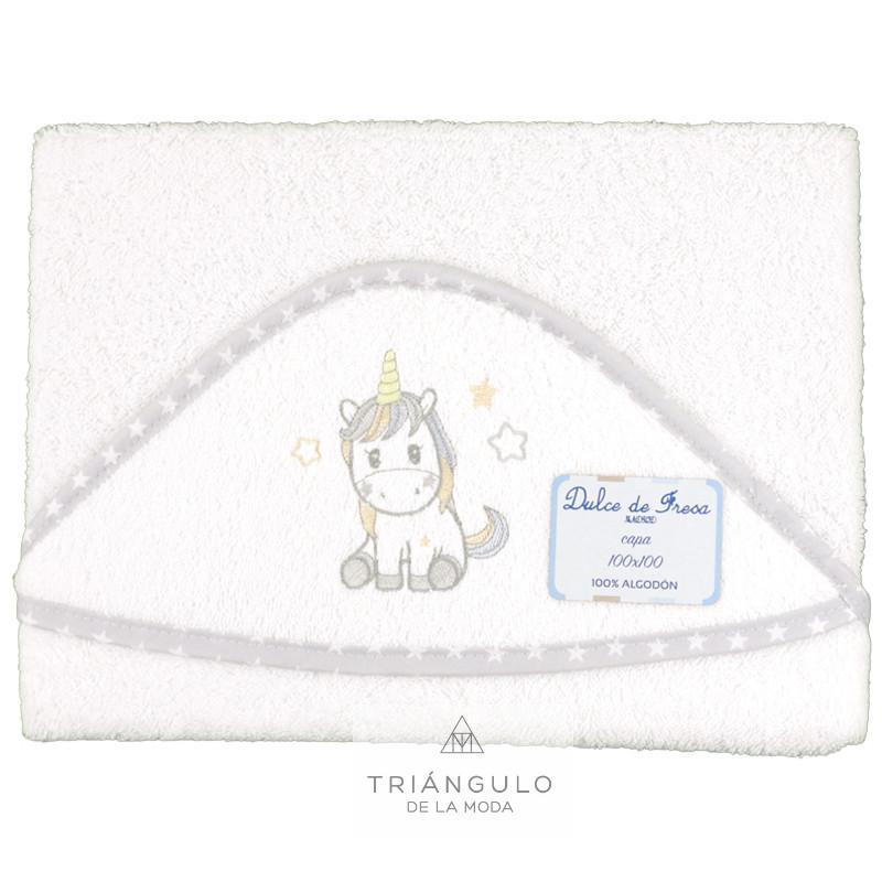 Tienda online del Triangulo de la Moda Capa de baño unicornio