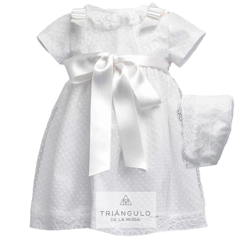 Tienda online del Triangulo de la Moda Vestido tul topos