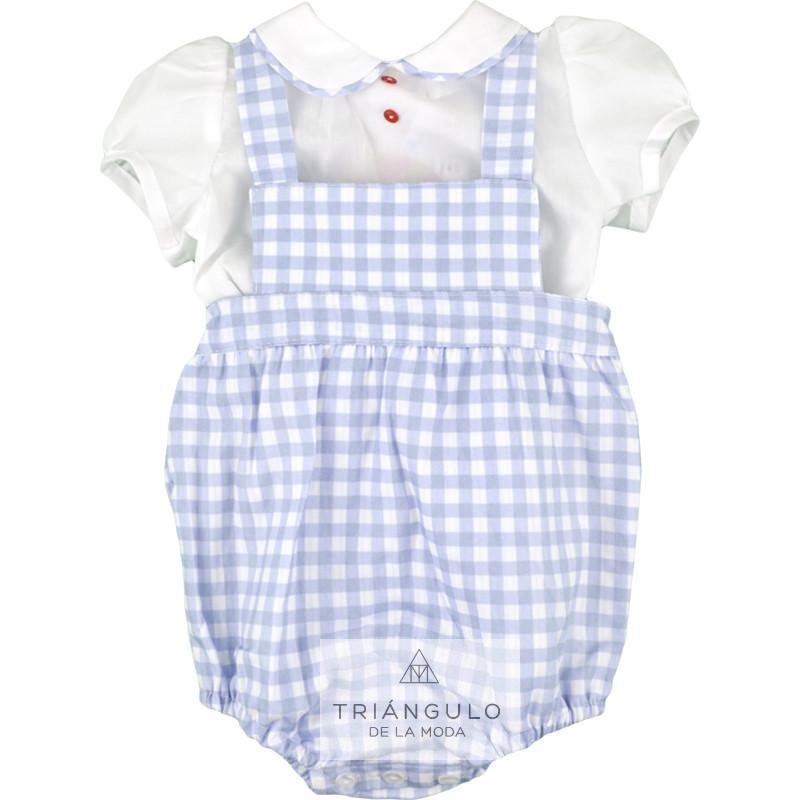 Tienda online del Triangulo de la Moda Pelele blusa