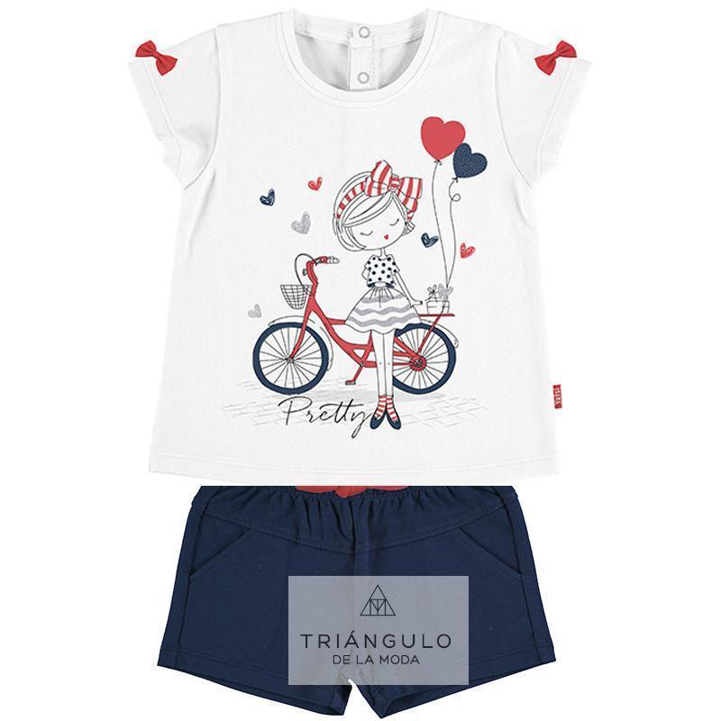 Tienda online del Triangulo de la Moda Conjunto niña