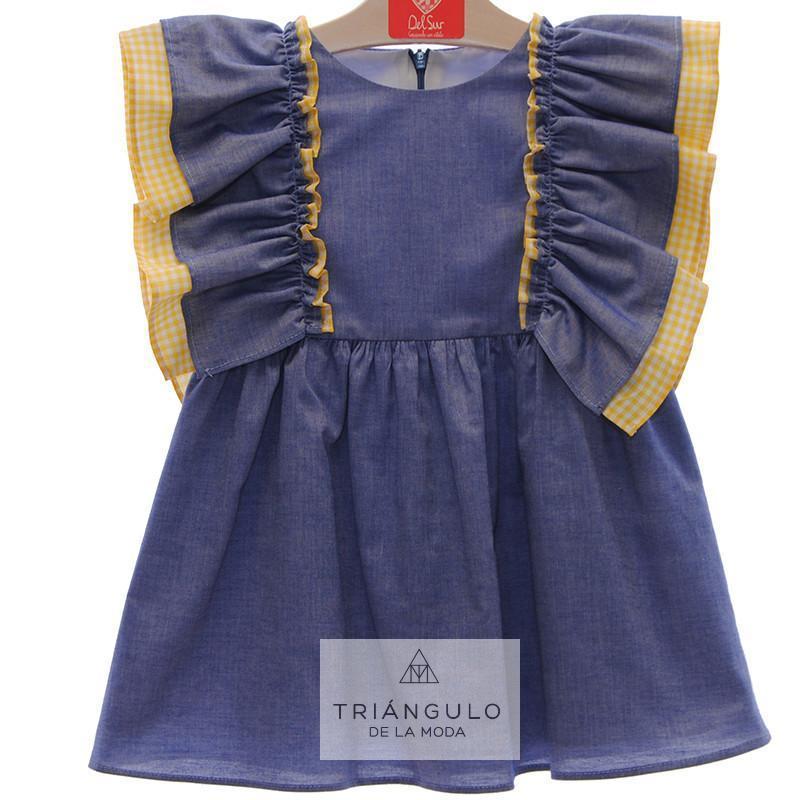 Tienda online del Triangulo de la Moda Vestido infantil