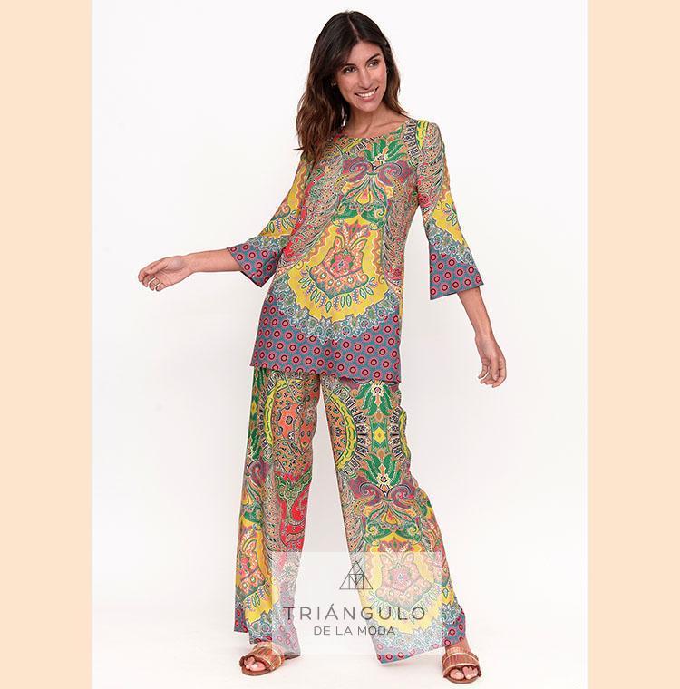 Tienda online del Triangulo de la Moda Blusa ODETTE