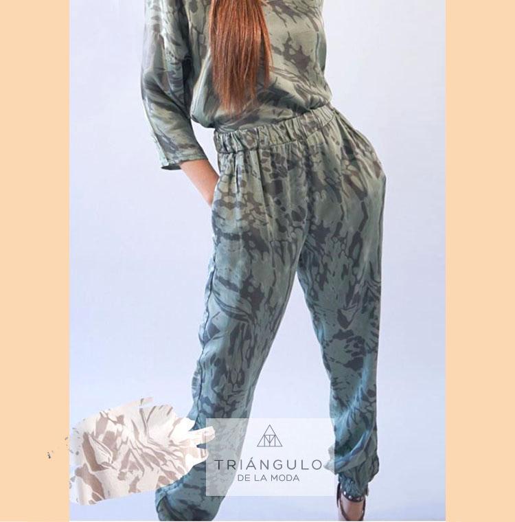 Tienda online del Triangulo de la Moda Pantalón TANZANIA