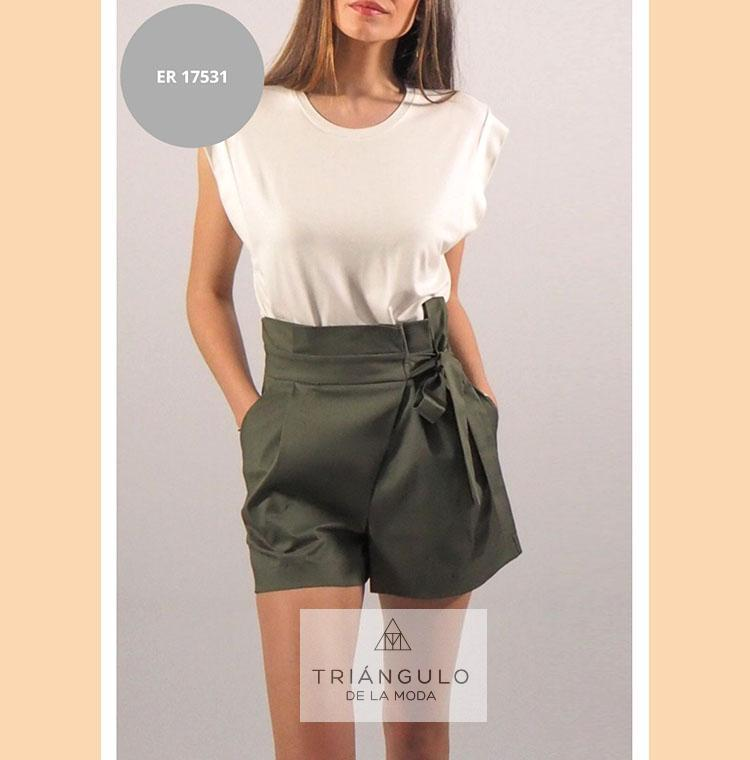 Tienda online del Triangulo de la Moda Short LAZO