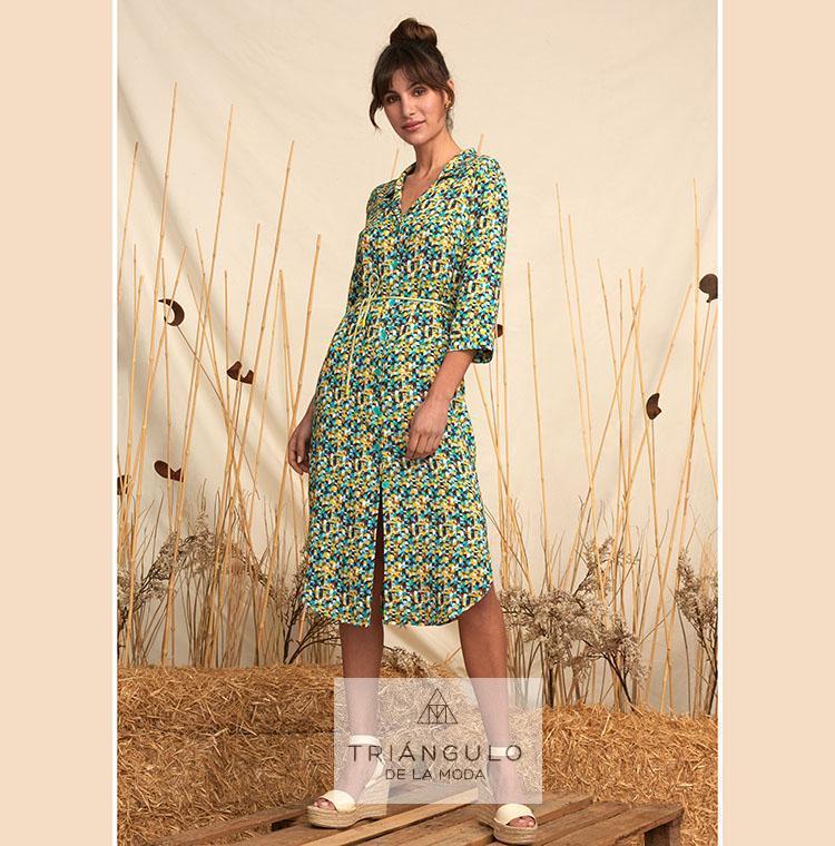 Tienda online del Triangulo de la Moda Vestido COLETTE