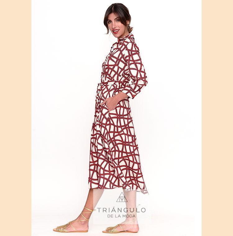 Tienda online del Triangulo de la Moda Vestido PAULETTE