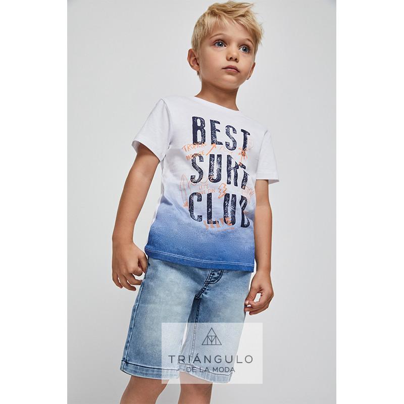 Tienda online del Triangulo de la Moda Conjunto marga corta best surf club