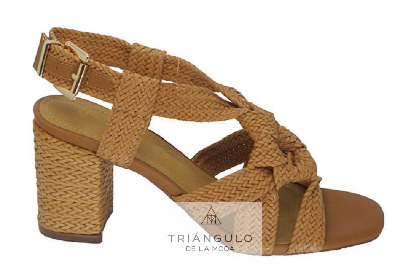 Tienda online del Triangulo de la Moda Sandalia Trenzada