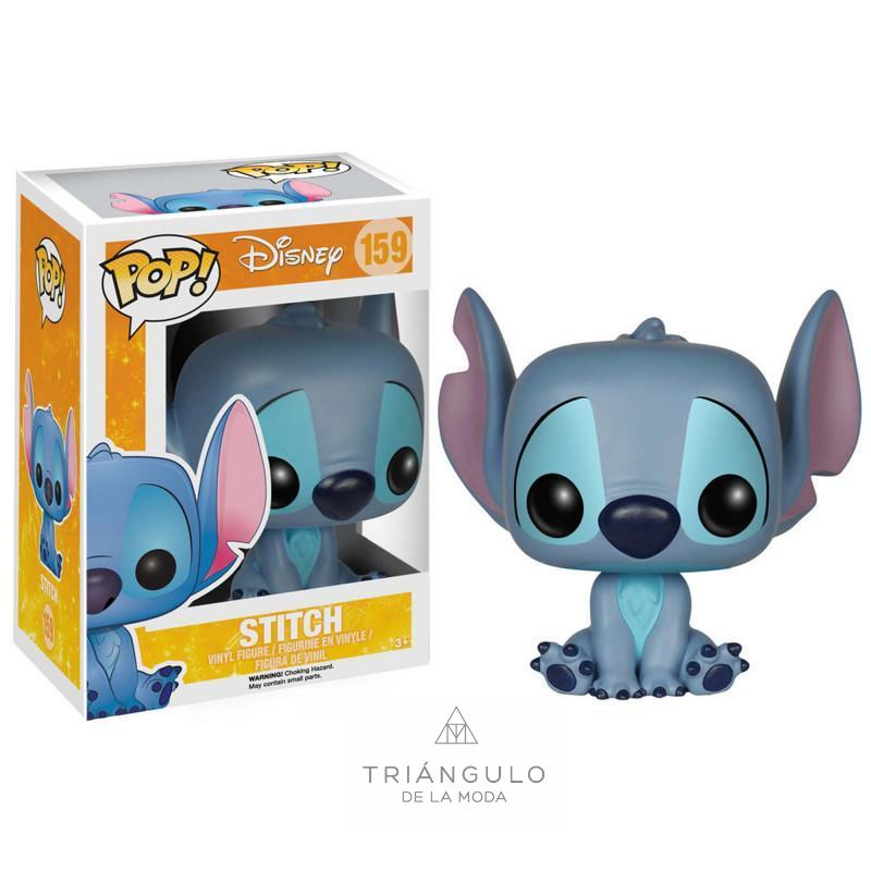 Tienda online del Triangulo de la Moda Figura pop disney stitch seated