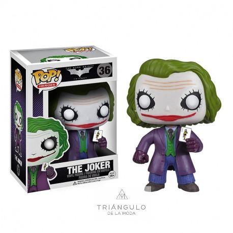 Tienda online del Triangulo de la Moda Figura pop batman el caballero oscuro joker