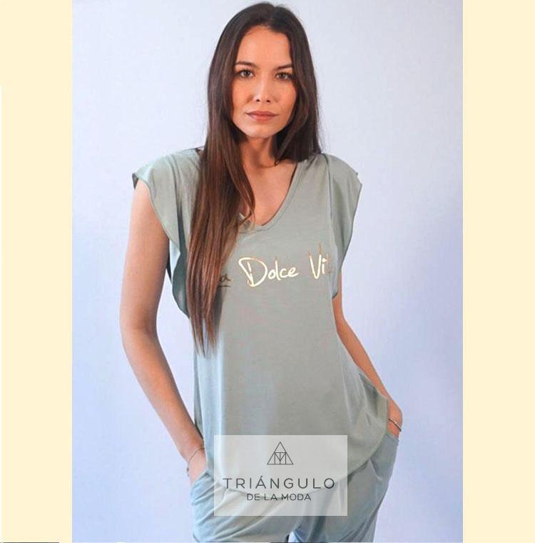 Tienda online del Triangulo de la Moda Camiseta MODAL VITA
