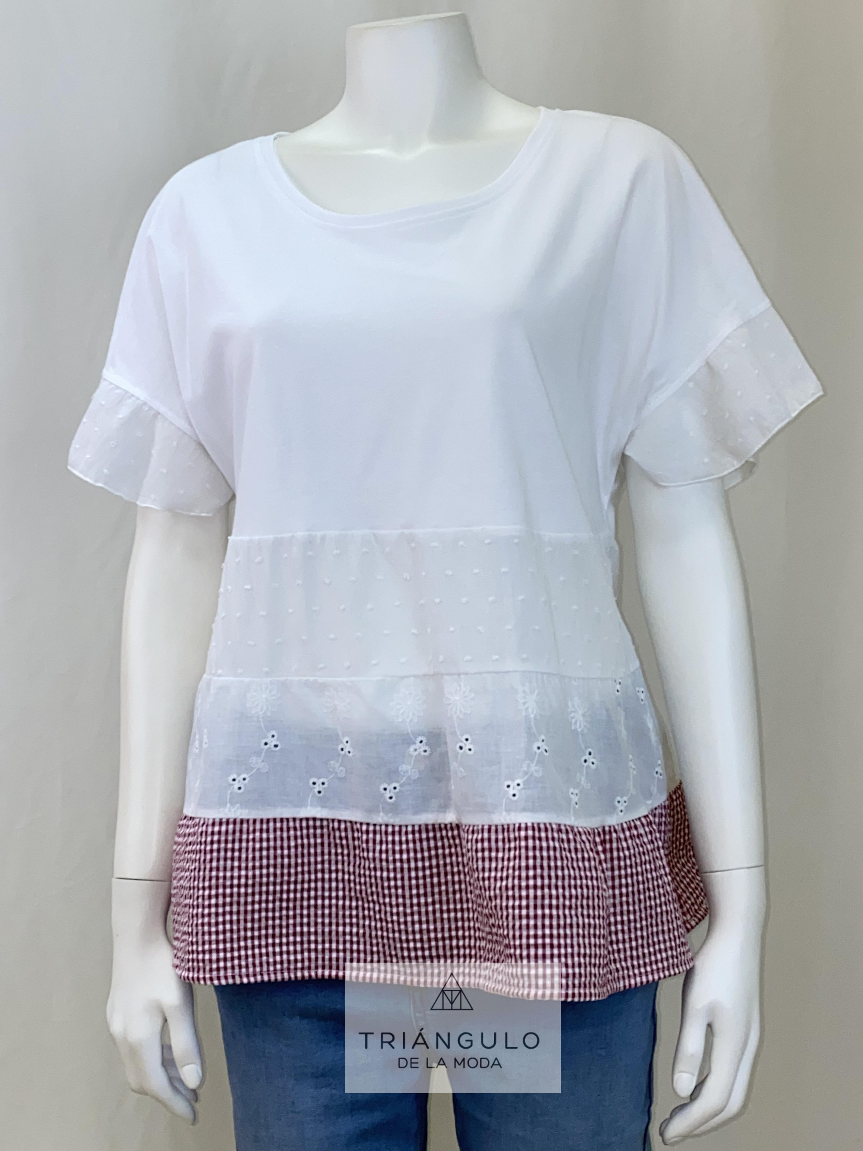 Tienda online del Triangulo de la Moda camiseta