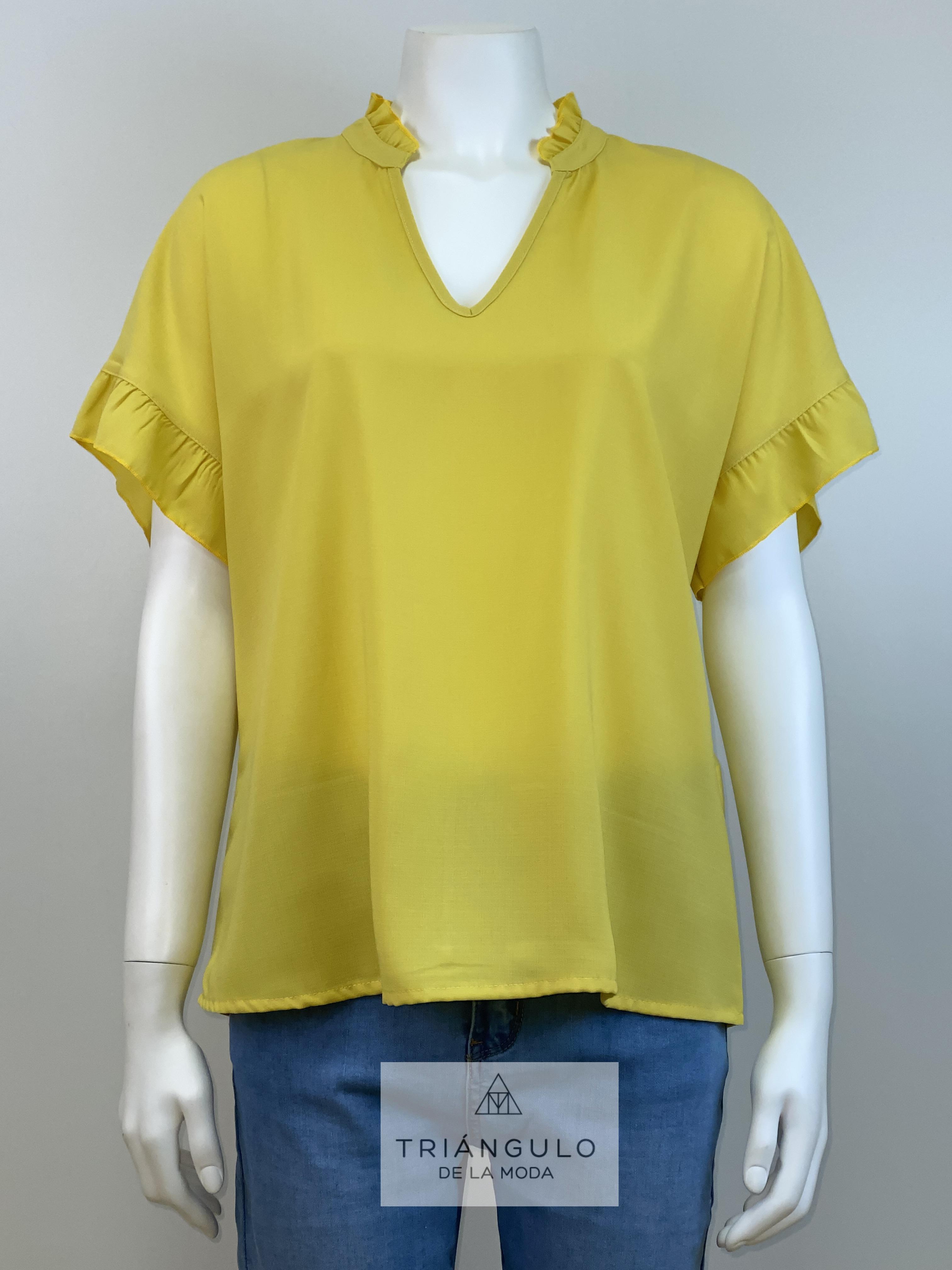 Tienda online del Triangulo de la Moda blusa primavera verano