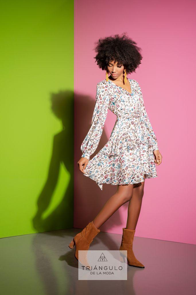 Tienda online del Triangulo de la Moda Vestido corto