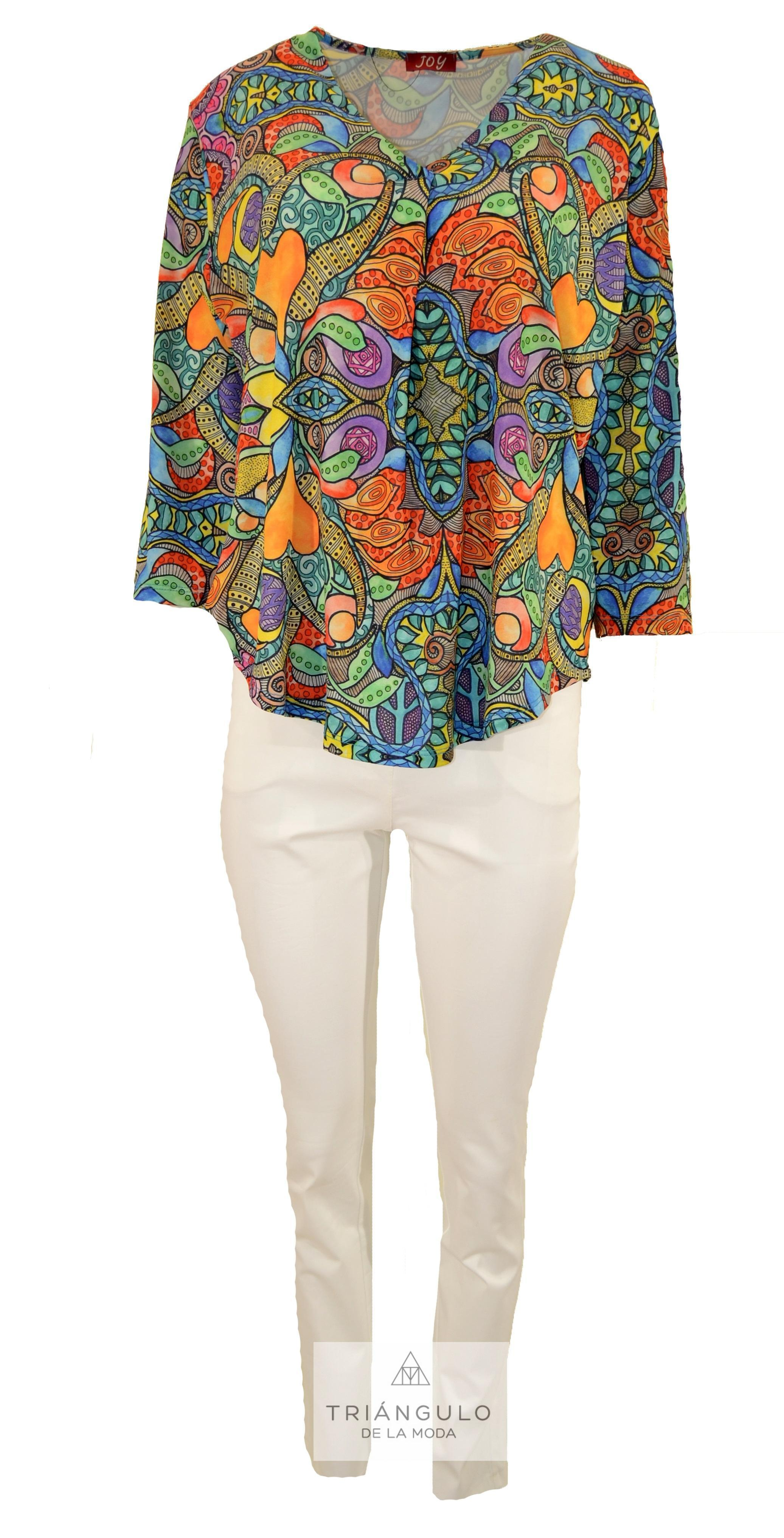Tienda online del Triangulo de la Moda CAMISA MANGA CORTA