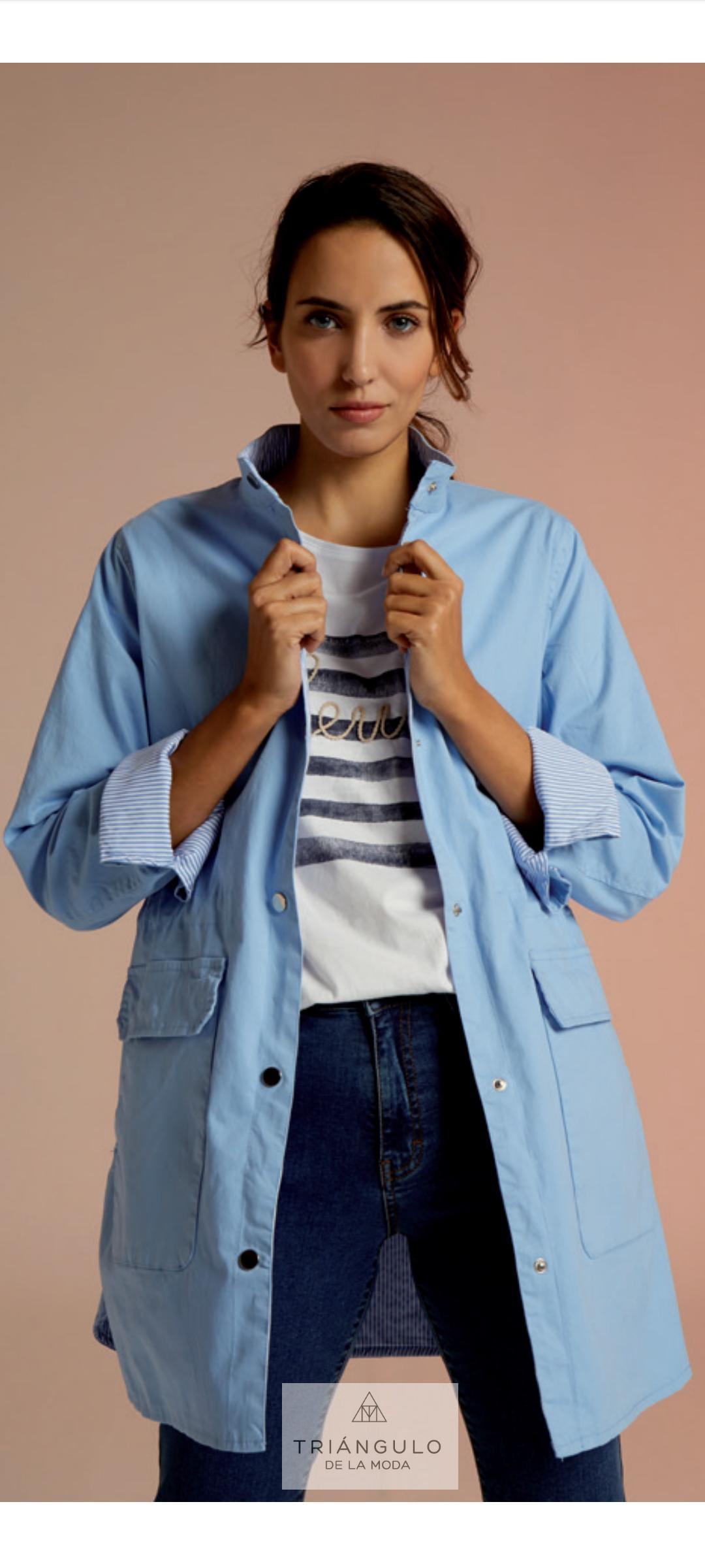Tienda online del Triangulo de la Moda CHAQUETA REVERSIBLE
