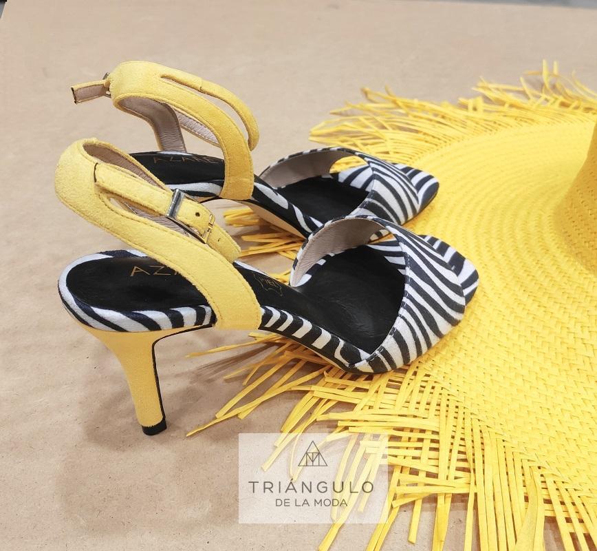 Tienda online del Triangulo de la Moda Calzado Animal print