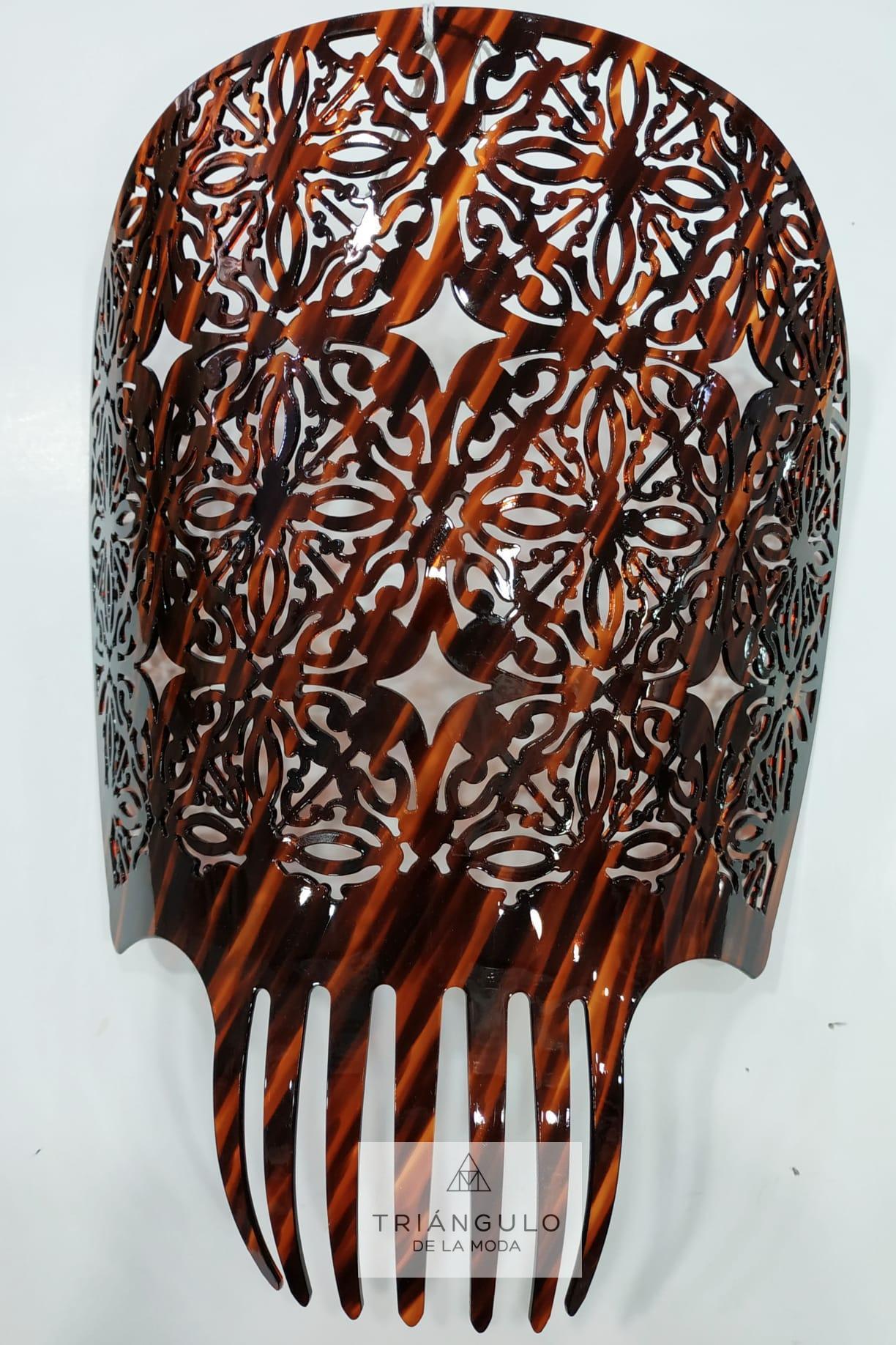 Tienda online del Triangulo de la Moda Peineta / Teja