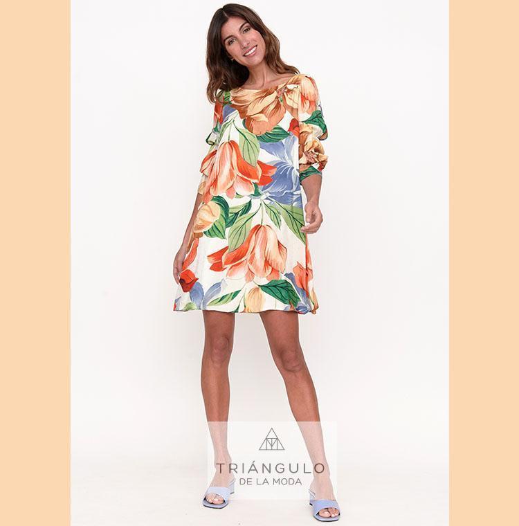 Tienda online del Triangulo de la Moda Vestido MARGOT