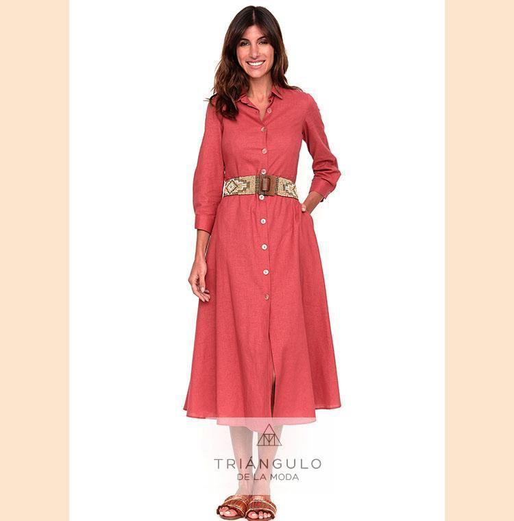 Tienda online del Triangulo de la Moda Vestido largo IVETTE