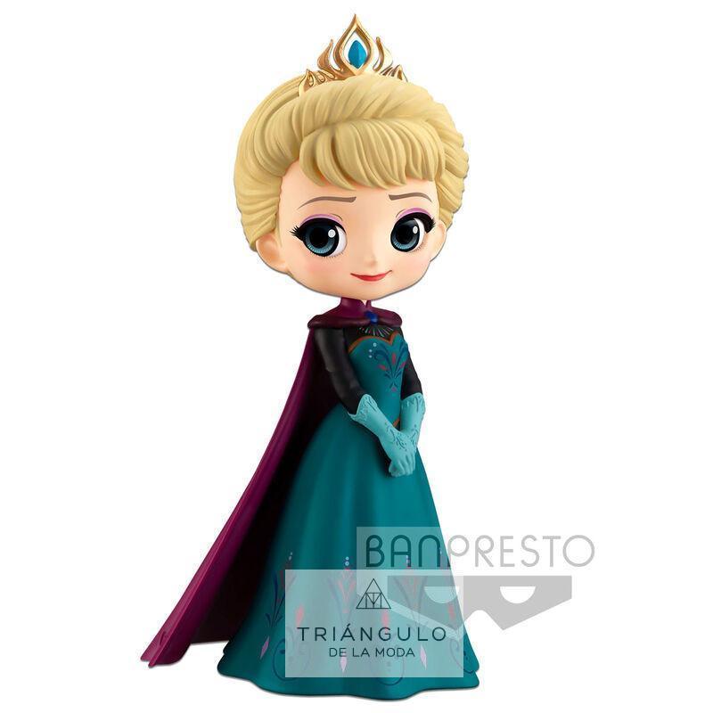 Tienda online del Triangulo de la Moda Figura elsa coronation style frozen disney characters q posket 14CM