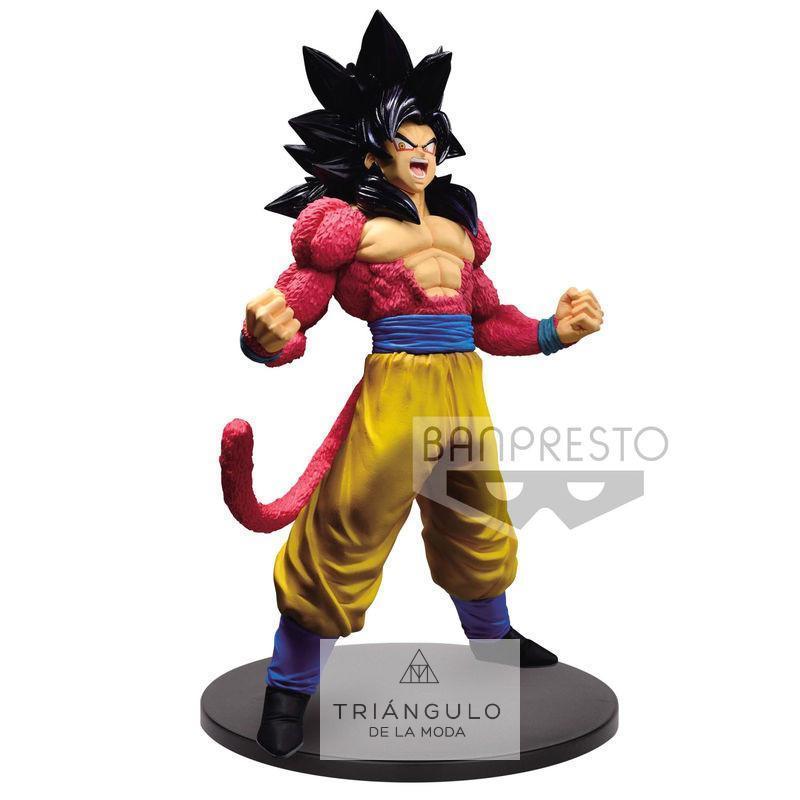 Tienda online del Triangulo de la Moda Figura dragon ball gt blood of sayains special III 20CM