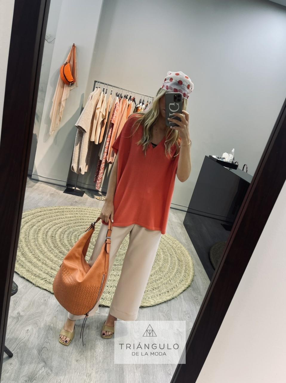 Tienda online del Triangulo de la Moda Jersey pico basico