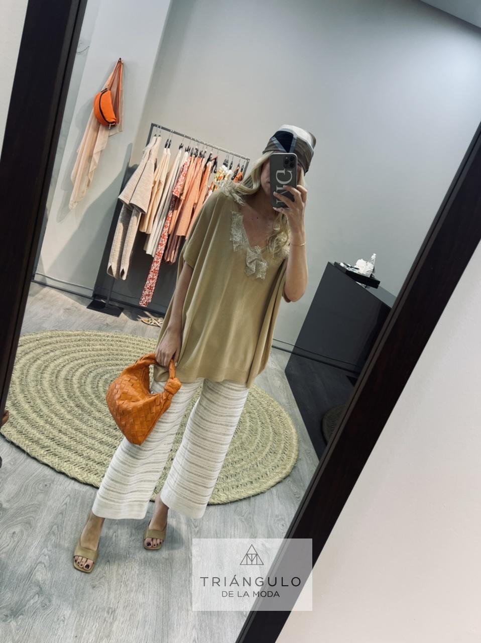 Tienda online del Triangulo de la Moda Jersey pedreria