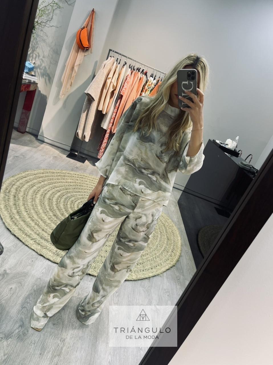 Tienda online del Triangulo de la Moda Conjunto marmol