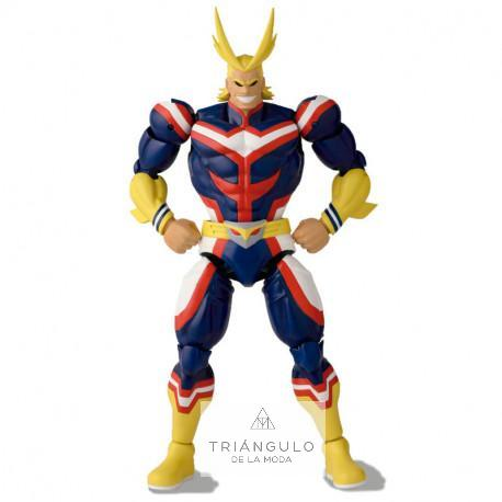 Tienda online del Triangulo de la Moda Figura articulada all might my hero academia