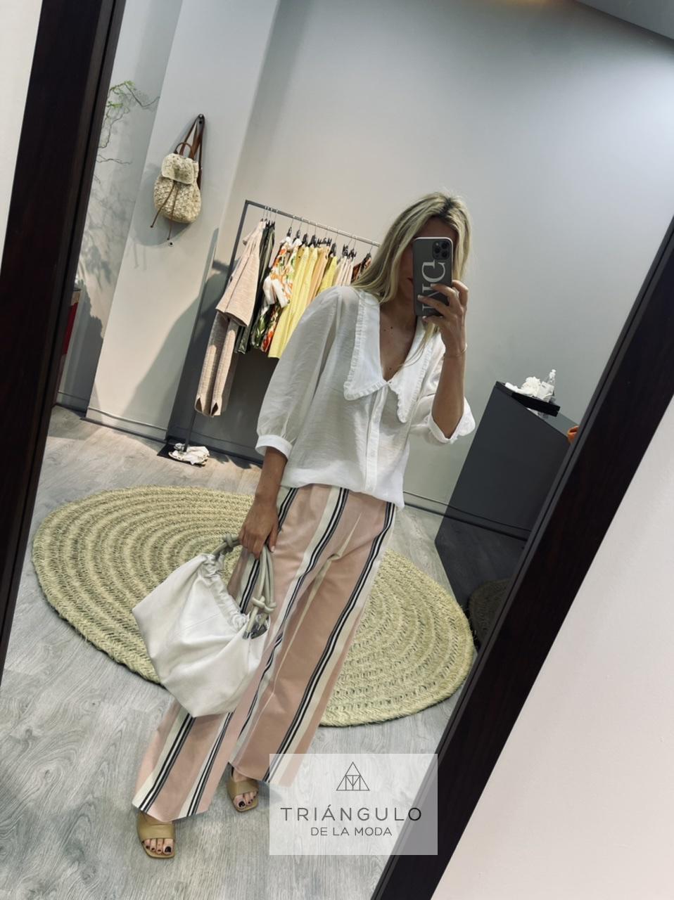 Tienda online del Triangulo de la Moda Pantalon rayas